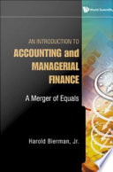 An Introduction to Accounting and Managerial Finance