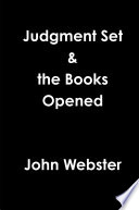 Judgment Set & The Books Opened : ...