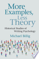 More Examples, Less Theory