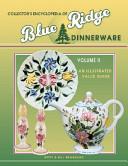 Collector's Encyclopedia of Blue Ridge Dinnerware