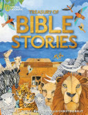 Treasury Of Bible Stories : have captivated generations. in this lush...