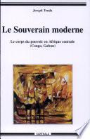 illustration du livre Le souverain moderne