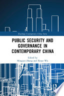 Public Security and Governance in Contemporary China