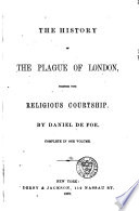 The History of the Plague of London