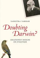 Doubting Darwin?