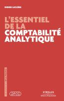 L essentiel de la comptabilit   analytique