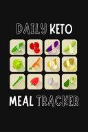 Daily Keto Meal Tracker