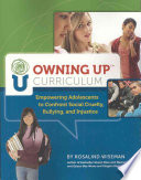 Owning Up Curriculum : rosalind wiseman, author of the new...