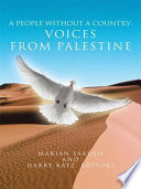 A People Without a Country  Voices from Palestine