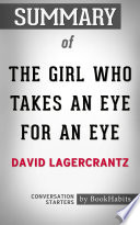 download ebook summary of the girl who takes an eye for an eye by david lagercrantz | conversation starters pdf epub