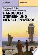 Handbuch Sterben Und Menschenw Rde