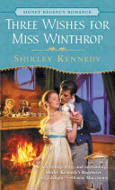 Three Wishes for Miss Winthrop Reversal Of Fortune Miss Lucy