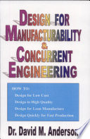 Design for Manufacturability   Concurrent Engineering