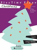 PlayTime Piano  Level 1  Christmas