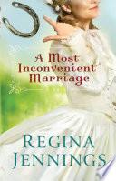 A Most Inconvenient Marriage  Ozark Mountain Romance Book  1