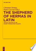 illustration du livre The Shepherd of Hermas in Latin