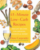 15 Minute Low carb Recipes Recipes Introduces Readers To The