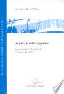 Migrants and Co development