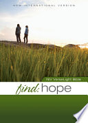 Niv Find Hope Verselight Bible Ebook
