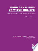 Four Centuries of Witch Beliefs  RLE Witchcraft