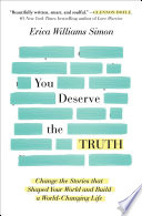 You Deserve the Truth Book PDF