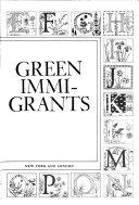 Green immigrants