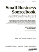 Small business sourcebook