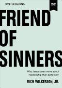 Friend Of Sinners Video Study
