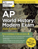 Cracking The Advanced Placement World History Modern Exam