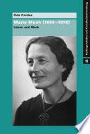 Marie Munk (1885–1978)