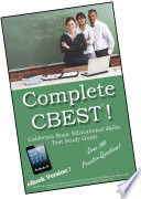 Pass the CBEST  California Basic Educational Skills Test Study Guide and Practice Test Questions