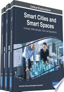 Smart Cities And Smart Spaces Concepts Methodologies Tools And Applications