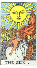 Giant Rider Waite Tarot Deck