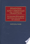Feminism and Christian Tradition