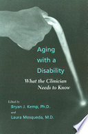 Aging with a Disability