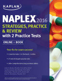 NAPLEX 2016 Strategies  Practice  and Review with 2 Practice Tests