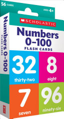 Flash Cards Numbers 0 100