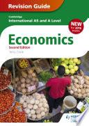 Cambridge International As A Level Economics Revision Guide Second Edition book