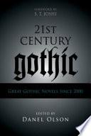 Ebook 21st-century Gothic Epub Danel Olson Apps Read Mobile