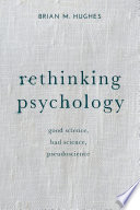 Rethinking Psychology