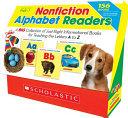 Nonfiction Alphabet Readers