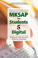 Mksap for Students 5 Digital