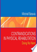 Contraindications In Physical Rehabilitation