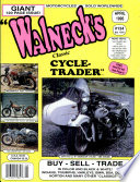 WALNECK'S CLASSIC CYCLE TRADER, APRIL 1995