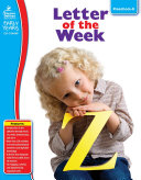 Letter of the Week, Grades Preschool - K