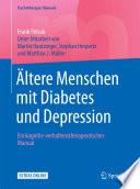 Ltere Menschen Mit Diabetes Und Depression