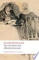 The Grasmere And Alfoxden Journals