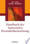 Handbuch der Antisozialen Pers  nlichkeitsst  rung