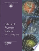 Balance of Payments Statistics Yearbook  2003