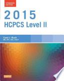 2015 Hcpcs Level Ii Standard Edition E Book